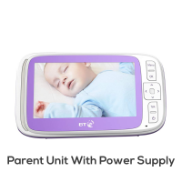 BT Video Baby Monitor 6000 Replacement Parent Unit With Power Supply